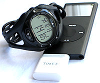 Timex iControl and iPod