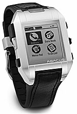Abacus Wrist PDA