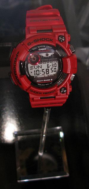 Casio G-Shock GWF-1000 Frogman