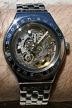 Swatch Irony Body and Soul